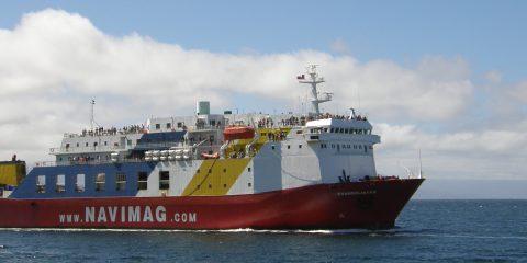 Puerto Montt – Puerto Natales – jour 1