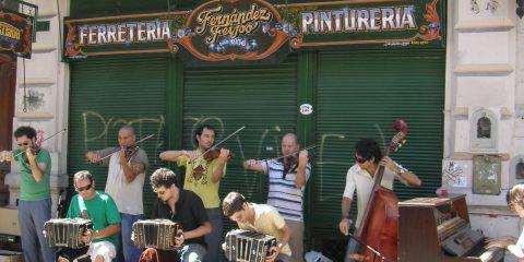 Buenos Aires – La citadine